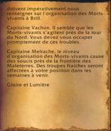 Documents de la Croisade écarlate 2