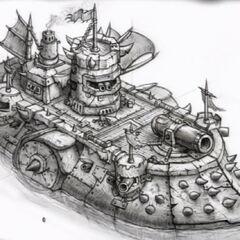Корабли Железной Орды