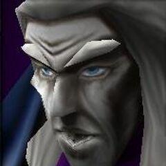 Артас-рыцарь смерти в <i>Warсaft III</i>.