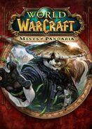 World of Warcraft Mists of Pandaria Standard Edition Box Art