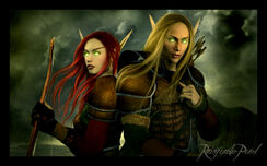 Children of the Highborne by RainfeatherPearl