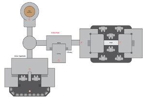 Mogu'Shan Palace map