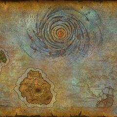 Stracone Wyspy w