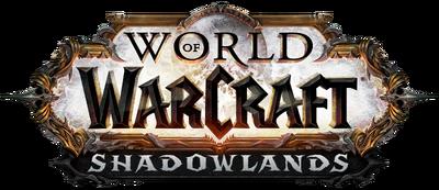 World of Warcraft Shadowlands (логотип)