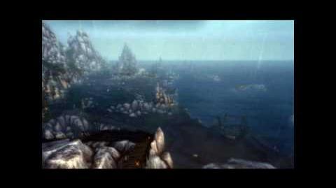 (Blizzcon) Terrain Phasing Preview - Interactive Gilneas!