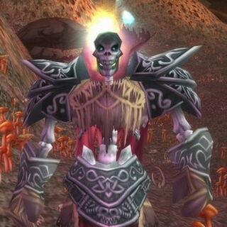  Szkieletowy mag w <i>World of Warcraft</i>