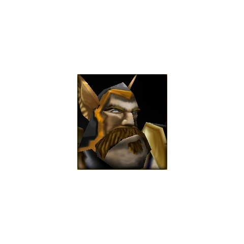 Portret Garithosa w WarCraft III.