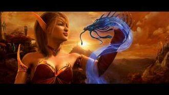 World of Warcraft The Burning Crusade Cinematic