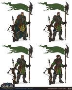 Kul Tiran Guard Set concept 2