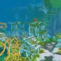 Widok na ruiny Vashj'iru