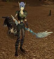 Huntress Davinia