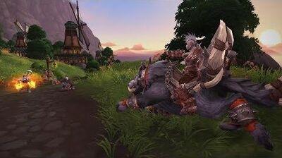 Rekrutiert neue verbündete Völker World of Warcraft (DE)