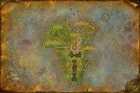 Île de Quel'Danas map bc