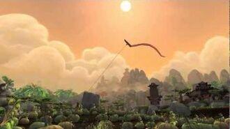 Скитающийся остров Mists of Pandaria
