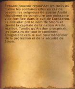 Arathor et les Guerres trolles 4