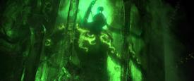 Иллидан в рекламе вступительного ролика Legion