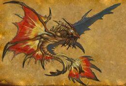 Faucon-dragon