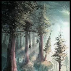 Koncepcja Wzgórz Grizzly zaprezentowana na BlizzConie 2007