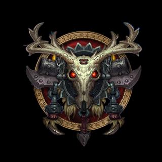 Hunter class icon icone da classe wow