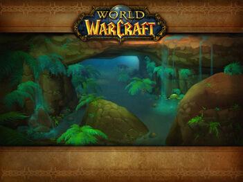 Wailing Caverns loading screen