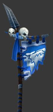 Frostwolf Battle Standard