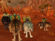 Orcswolves