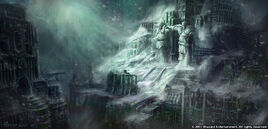 Ulduar Concept Art Peter Lee