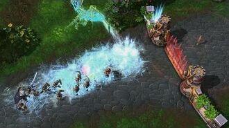 Heroes of the Storm™ Gameplay Sneak Peek