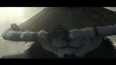 Cinématique d'introduction de World of Warcraft Mists of Pandaria