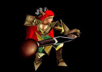 Holy Sylvanas Windrunner Ranger 3