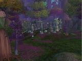Le sanctuaire d'Aessina