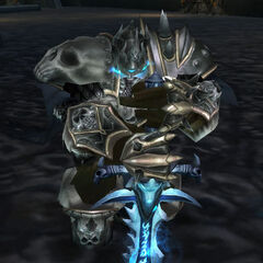 The Lich King after his <a class=
