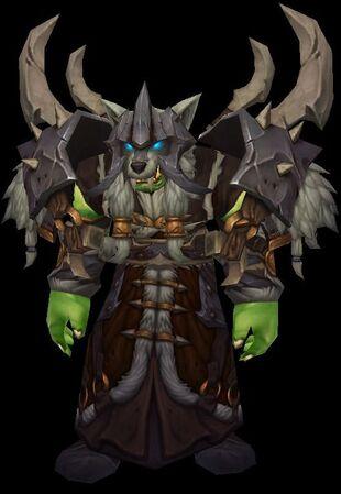 Kor'kron Dark Shaman