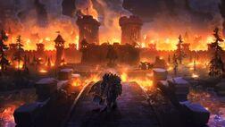 Spalenie Stratholme
