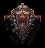 Wappen Dunkeleisenzwerge