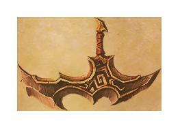 Альдрахийские боевые клинки