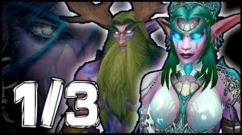 Tyrande y Malfurion - Historia 1 3-0