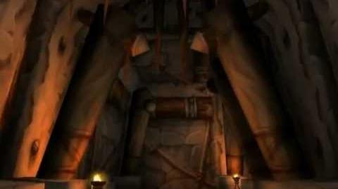 L'Ancienne structure d'Orgrimmar