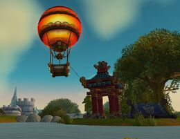 Pandaren Camp at the Eastern Earthshrine