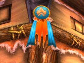 Огненный солнцеворот - символ