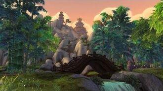 Mists of Pandaria обзор зон Скитающийся остров