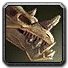 Ability mount fossilizedraptor