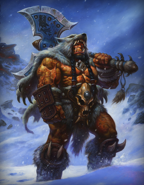 Fandom Powered By Wikia: Durotan (Warlords Of Draenor)