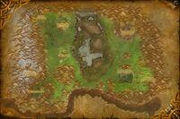 Loch Modan map cata