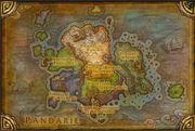 Pandarie Carte