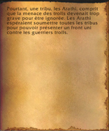 Arathor et les Guerres trolles 2