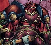 Garrosh,hellscream