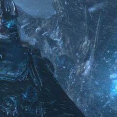 The Lich King with <a class=