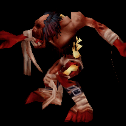 Ghul w Warcraft 3 Reign of Chaos