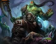 The Invasion of Kalimdor